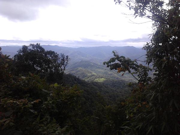 Горы Лаоса