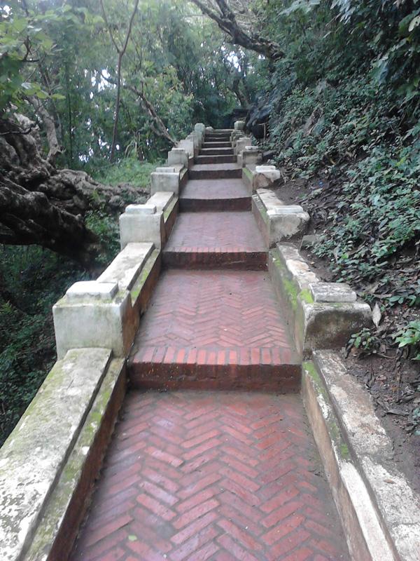 Путь на гору
