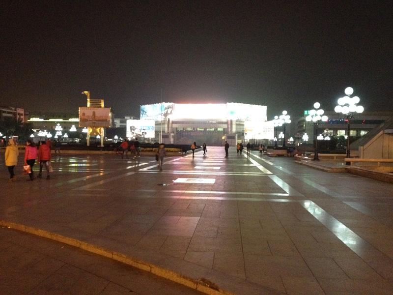 Центральная площадь Гуйлиня