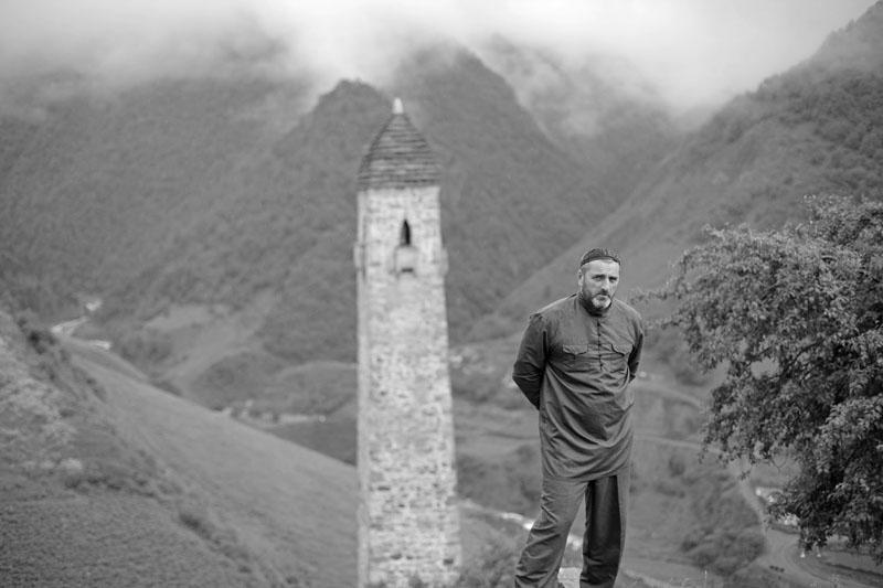 Харсиев Умар, реставратор, Ингушетия. «Это наша Родина, гордимся, что здесь родились и живем»
