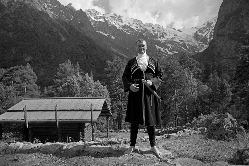 Козырев Заур Савкузович, на празднике Реком, Осетия. «Когда ты благородный, тебя уже ждут в раю»