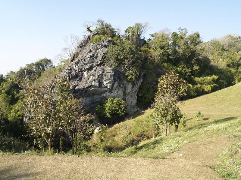 В парке Пху Хуа Синг