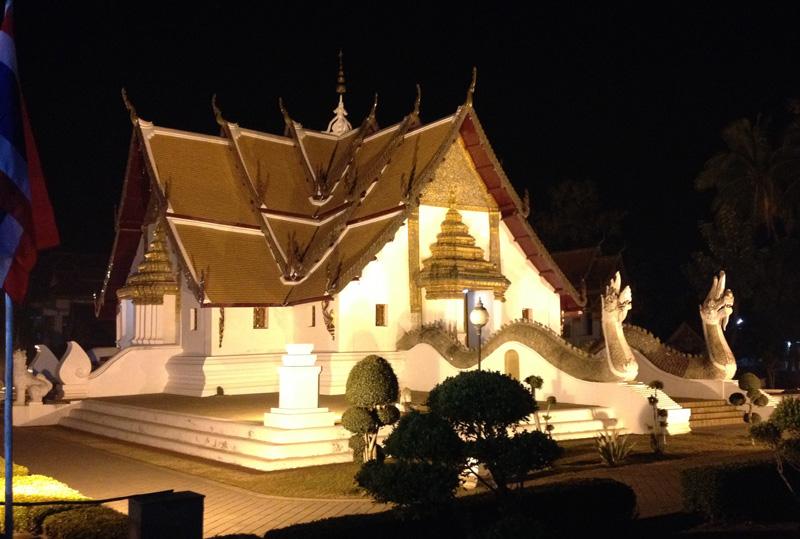 Храм в Нане