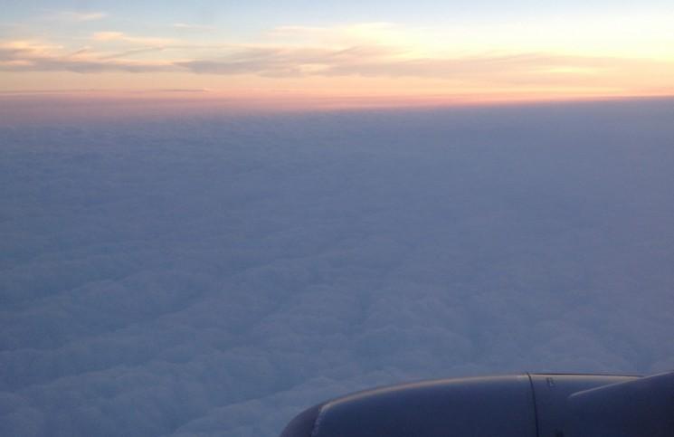 Кино в самолете