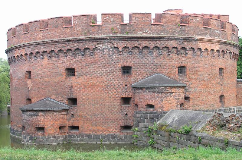 Один из фортов