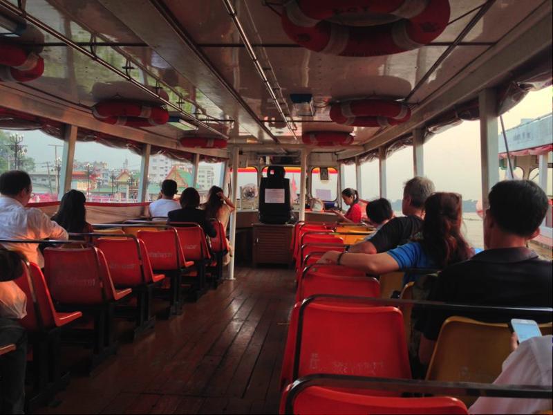 Лодка Бангкок
