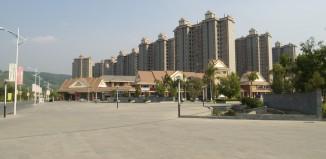 Джингхонг город