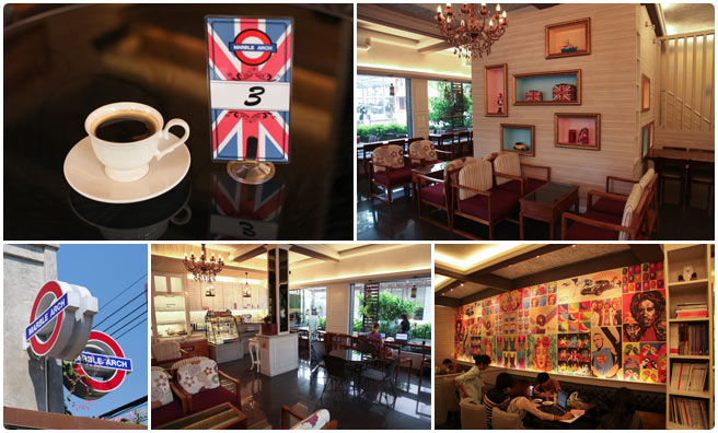 marble-arch - кафе Чианг мая