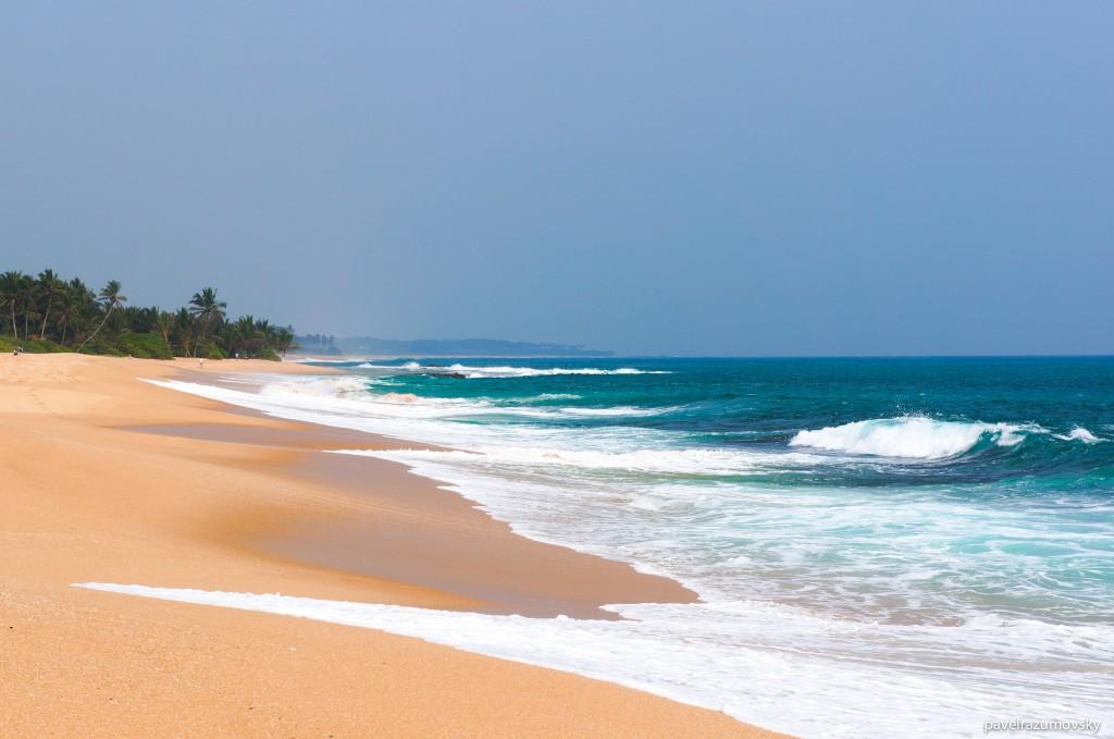 Шри-Ланка, побережье Индийского океана