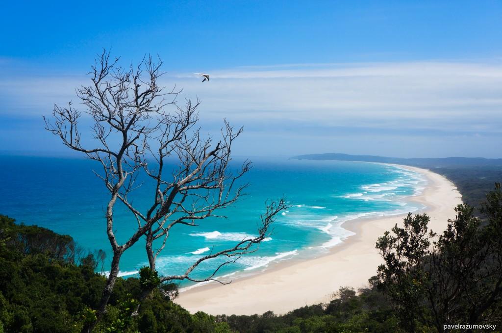 Австралия, побережье Тихого океана