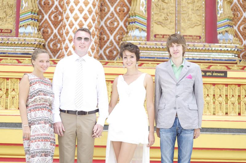 Свадьба в Паттае