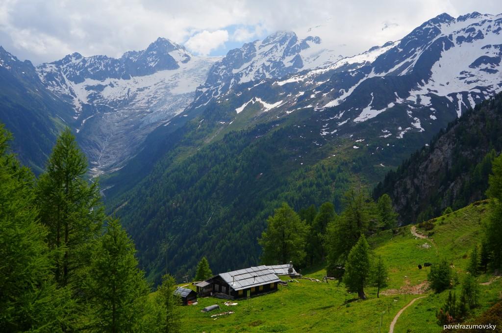 Швейцария, АльпыШвейцария, Альпы