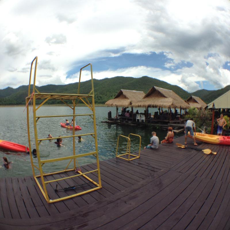 Озеро под Чианг маем