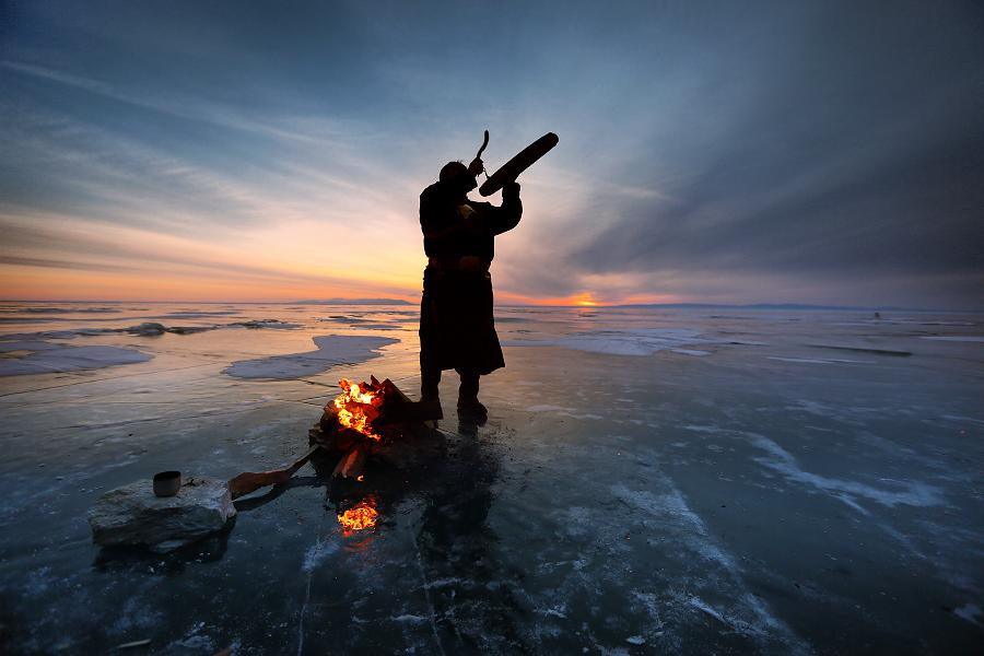 Остров Ольхон, Байкал.