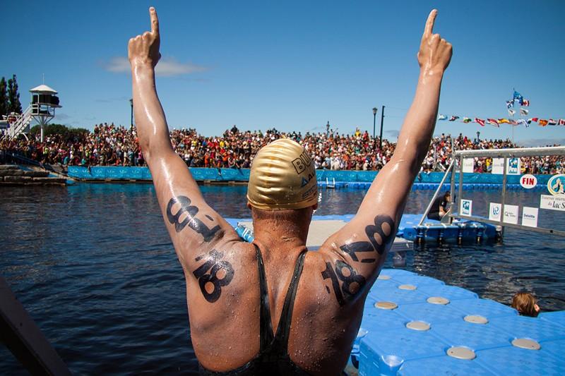 100 лучших заплывов в открытой воде