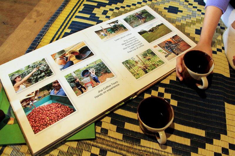 Кофе Лаос