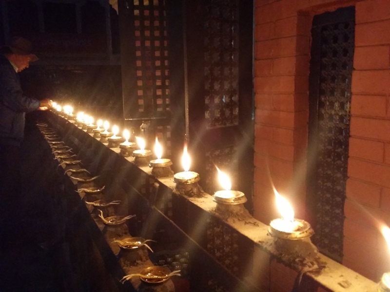 Катманду землетрясение
