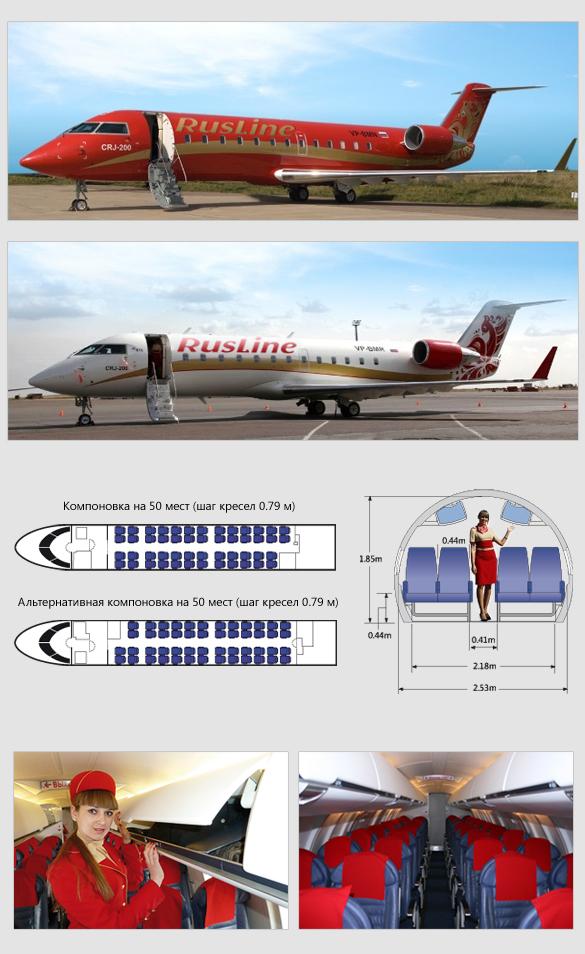 Bombardier CRJ 200 LR