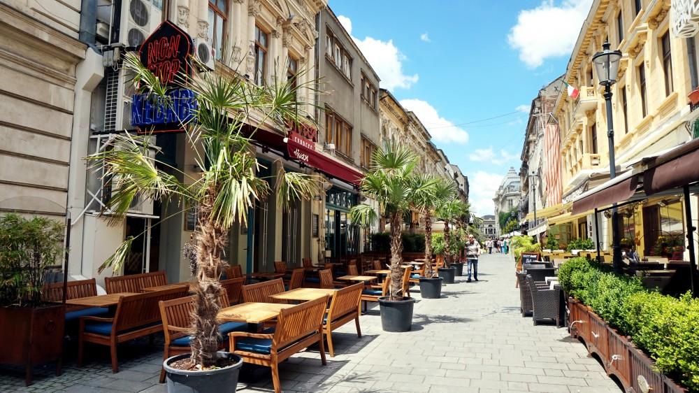 ulica kafe