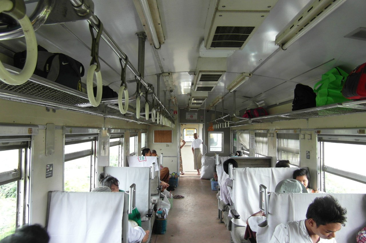 upper-class-myanmar-train
