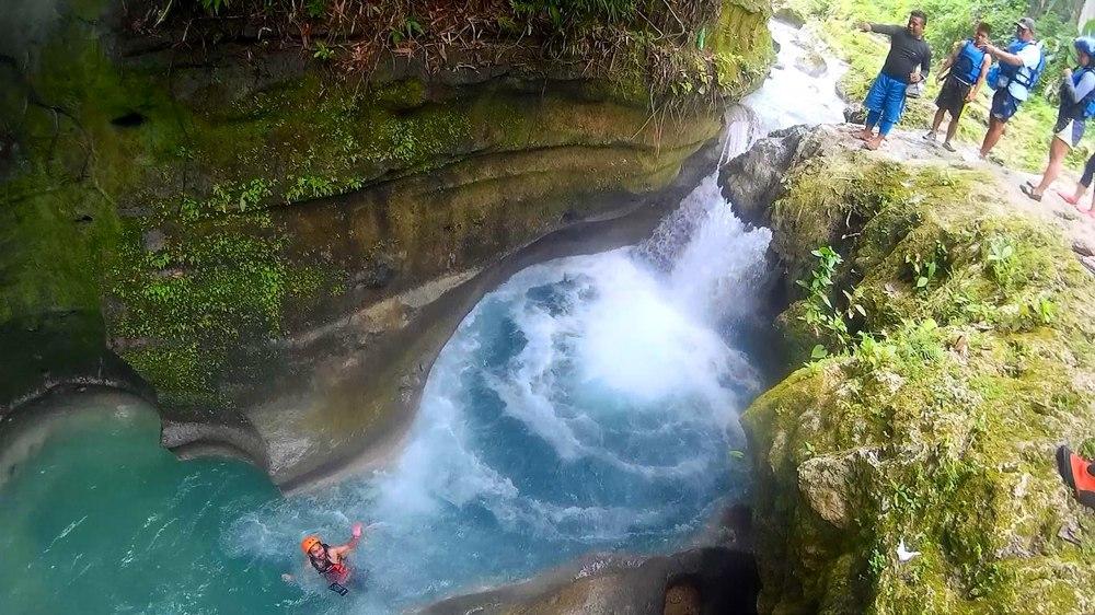 canyoning-cebu