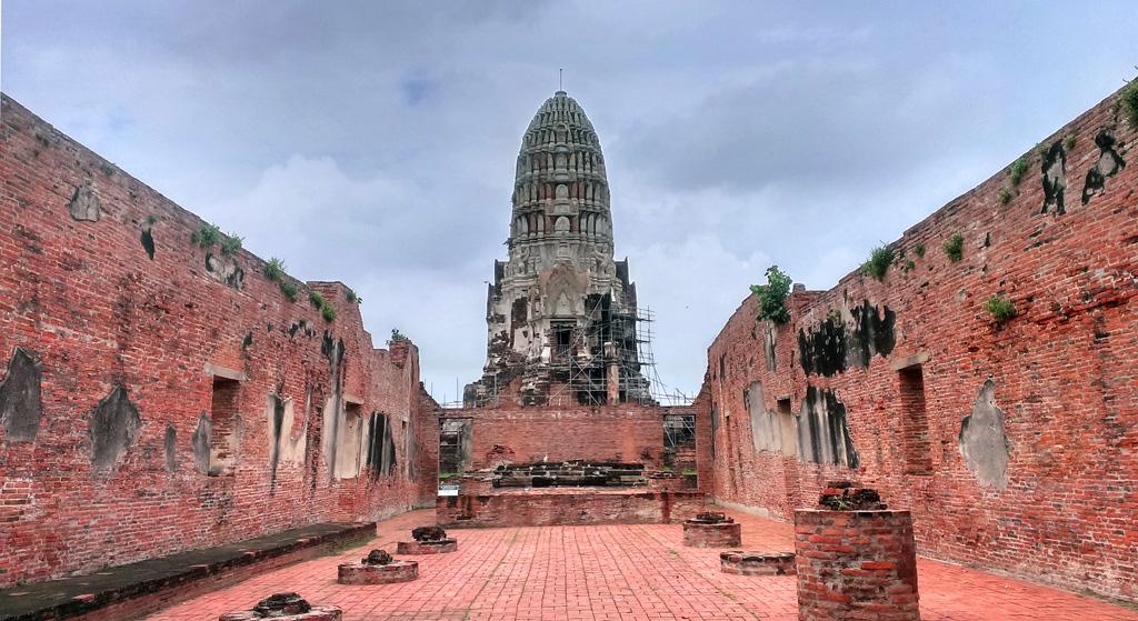 Ayutthaya_prang