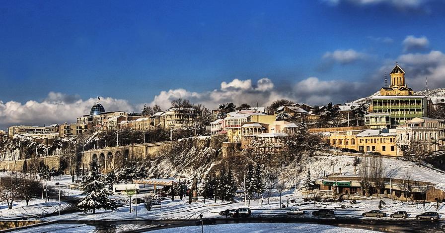 галлы тбилиси что посмотреть зимой можно поймать