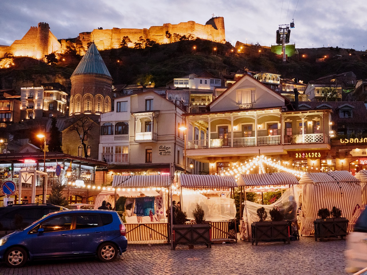 тбилиси что посмотреть зимой тому